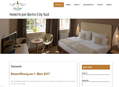 Website Hotel Erpel